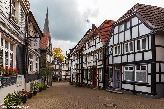Hattingen Old Town [in Explore October 20, 2020]