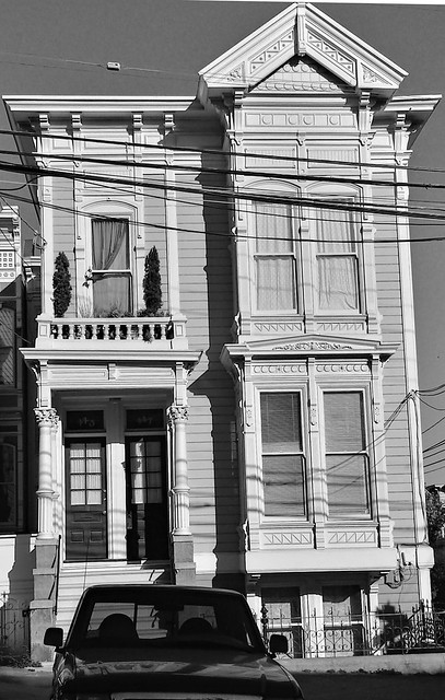 № 445 447 Noe Street at Ford