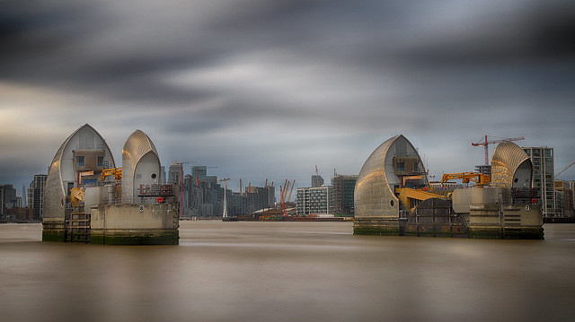 Thames Barrier (ln Explore 19/10/2020)