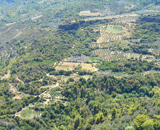 Τοπίο στην Πελοπόννησο / Peloponnesian scenery