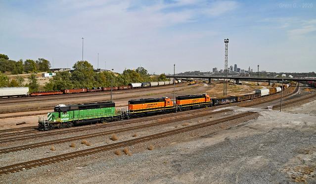 Westbound Transfer in Kansas City, KS