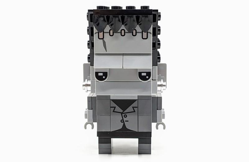 40422: Frankenstein LEGO BrickHeadz Set Review