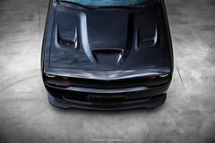 Black Challenger SRT Hellcat - Shot 7