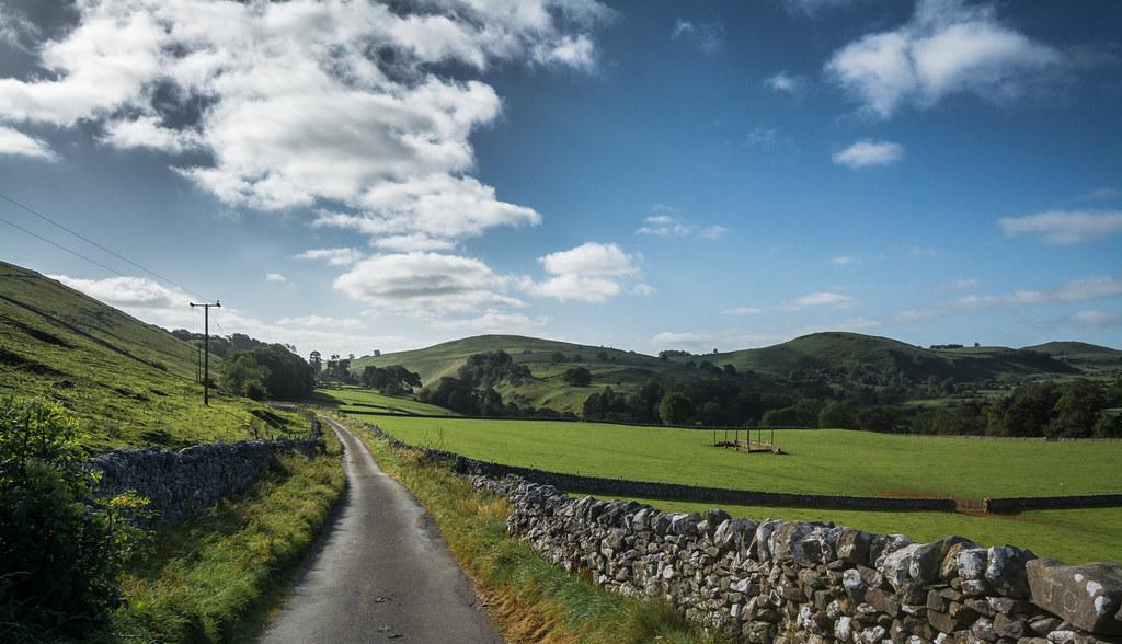 Country Lane in September