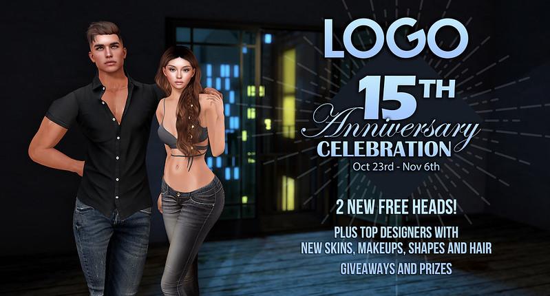 LOGO 15th Anniversary Event