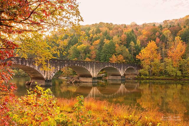 Edward M. Gatliff Memorial Bridge