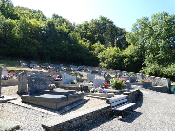 cimetière de Béard