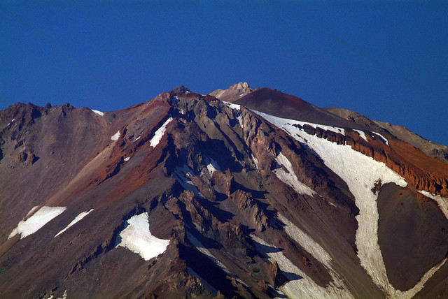 Mount Shasta up close