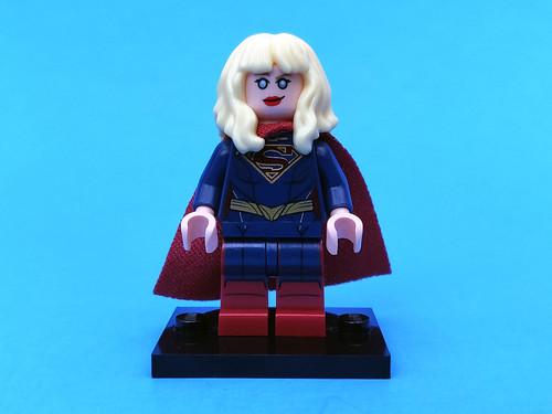 LEGO DC FanDome Supergirl