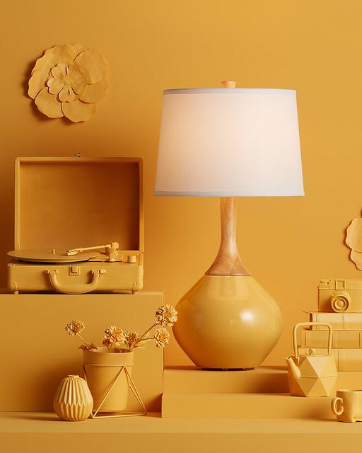 Marigold Color Plus lamp