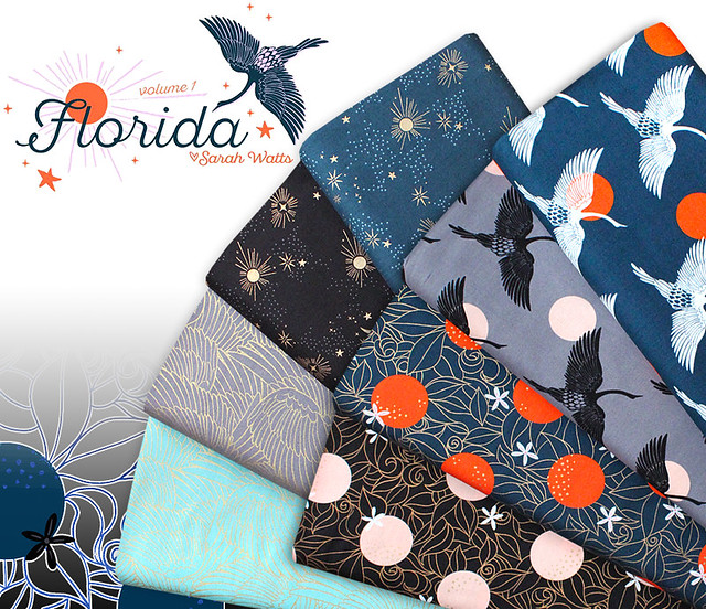 Ruby Star Society Florida Collection by Sarah Watts