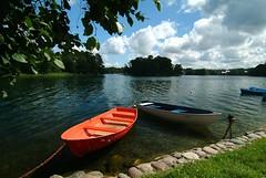 Lithuania (Trakai) 019 Lake