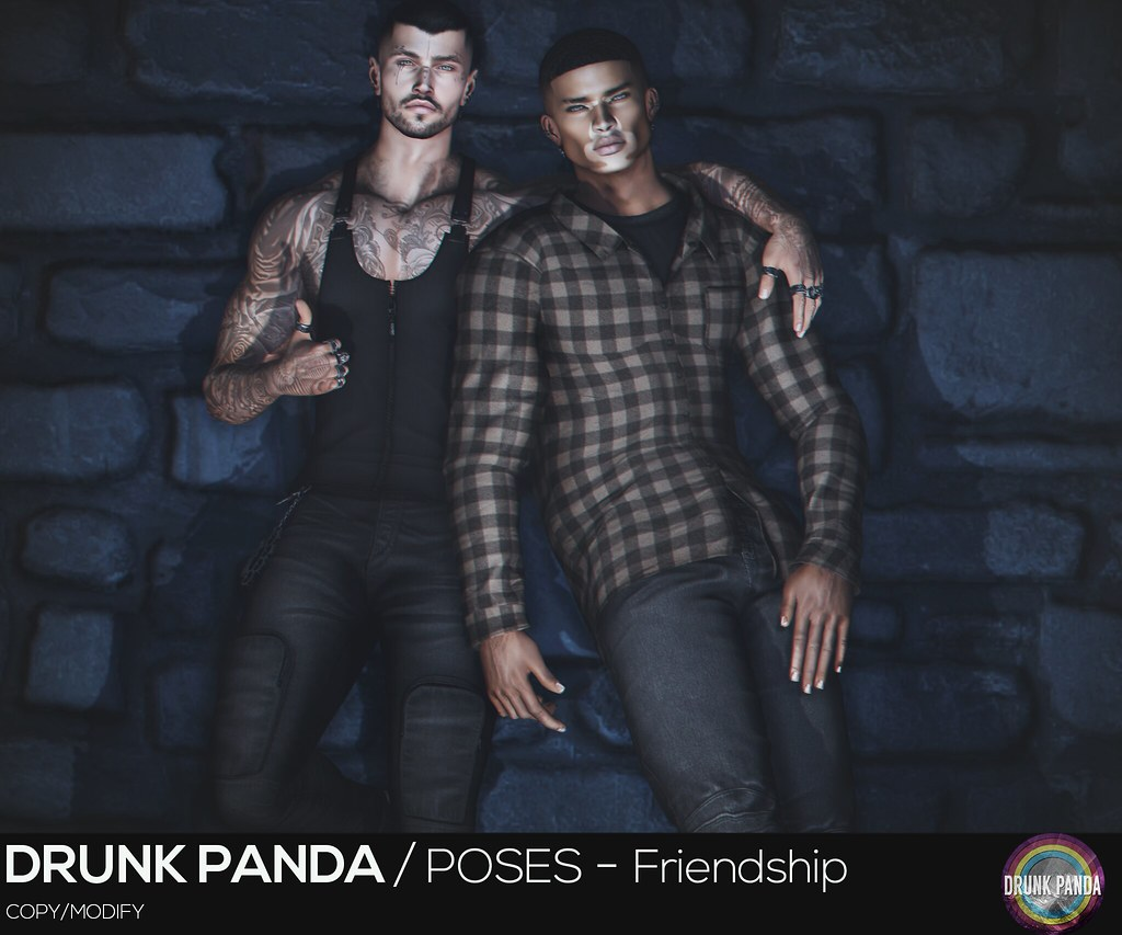 Drunk Panda – Friendship
