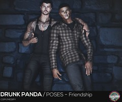 Drunk Panda - Friendship
