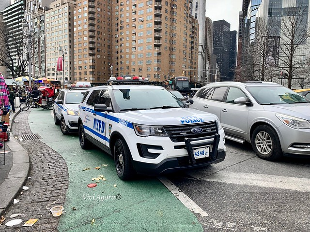 NYPD - K-9 Unit - 4248. 17 - Ford Explorer - New York City