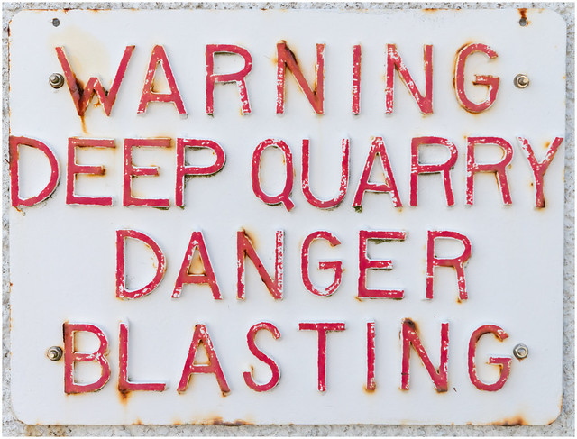 Warning and Danger, Ellenabeich