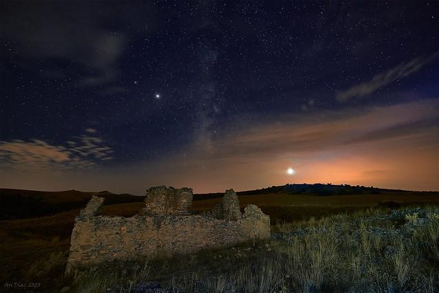 Colores de la noche: Noche de brujas