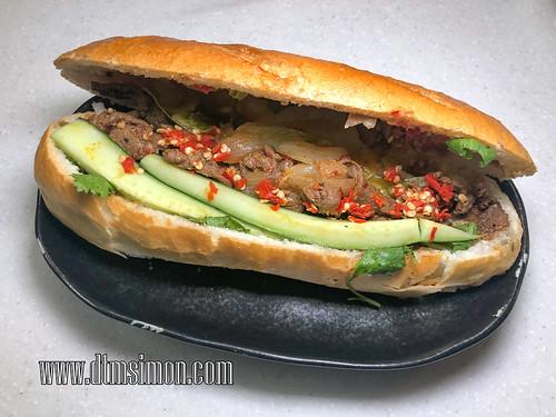 越南法國麵包工藝