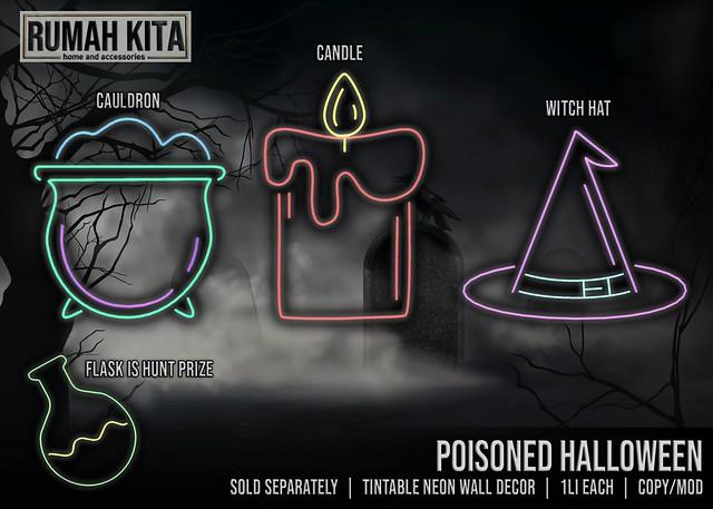Rumah Kita - Poisoned Halloween