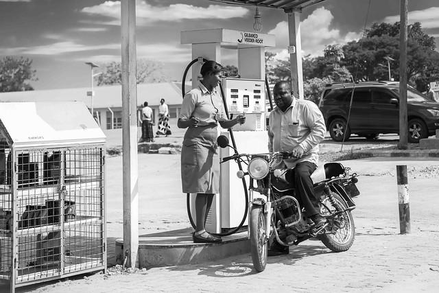 Pump Price, Uganda