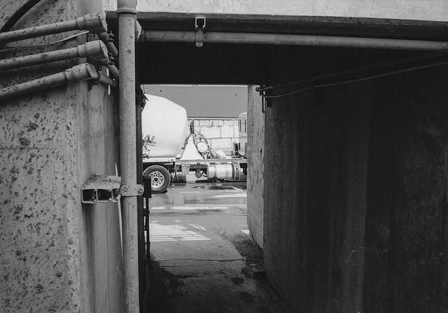 Bodie Concrete, San Francisco