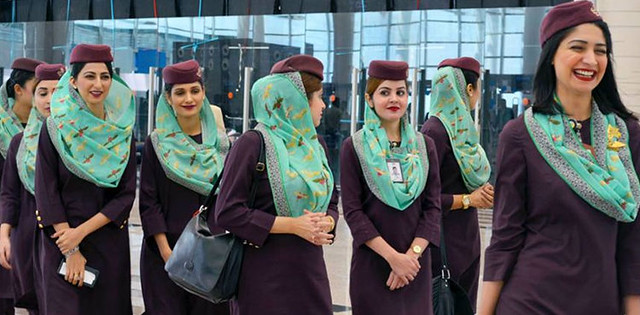 5792 PIA air hostess returns Dh 21,400 cash to the owner 02