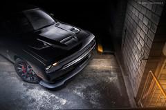 Black Challenger SRT Hellcat - Shot 8