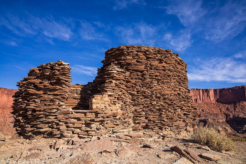 Fort Bottom Ruins