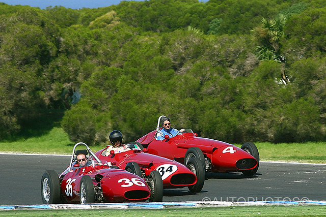 Mighty Maseratis - Phillip Island Classic 2011 - IMG_4106