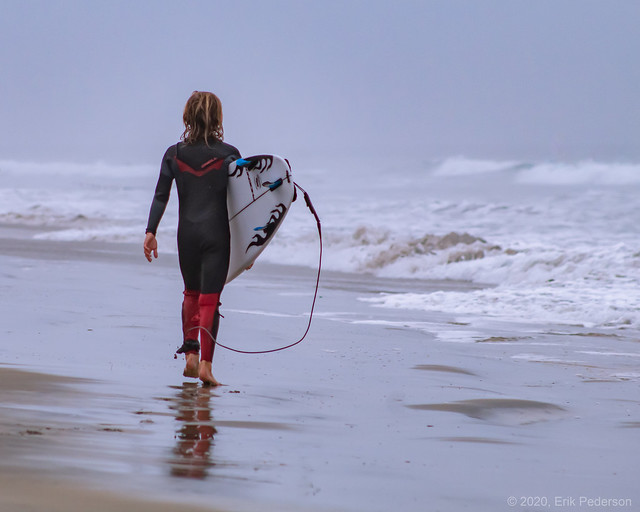 Young Surfer (Explored)