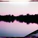 Sjö med reflektion (Mamiya Universal)