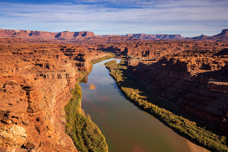 Meander Canyon Overlook
