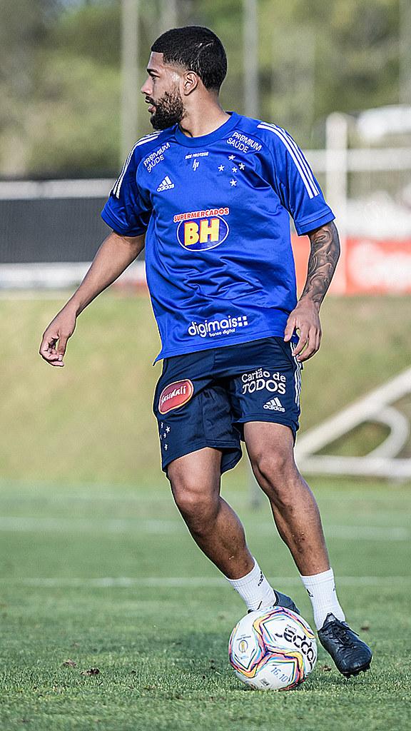 Treino do Cruzeiro - 19/10/2020