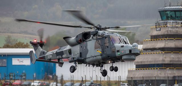 Royal Navy Wildcat HM2