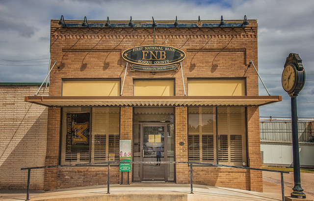 First National Bank of Meridian