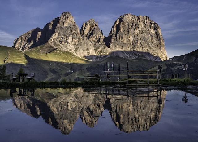 Dolomites...take a seat...