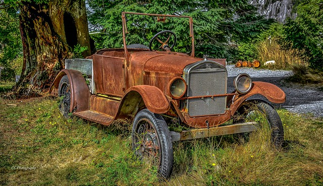 MODEL-T FORD - Built Ford Tough