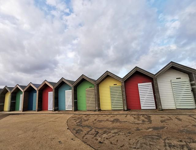 Blyth Promenade Beach Huts