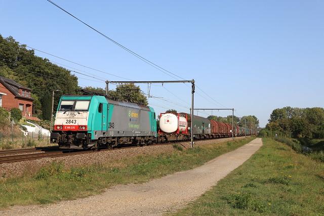 LINEAS 2843 - Testelt - 17/09/2020.