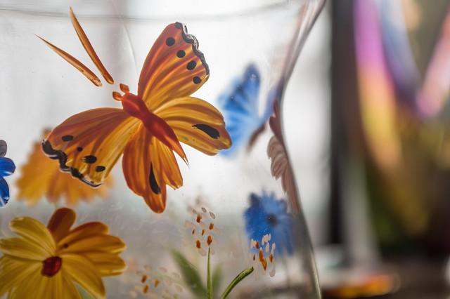 Garden in glass