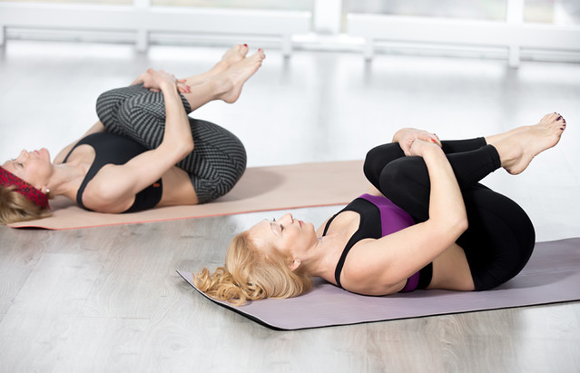 Yoga Poses to avoid Constipation - SMILES