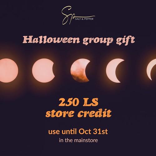 S&P Halloween group gift
