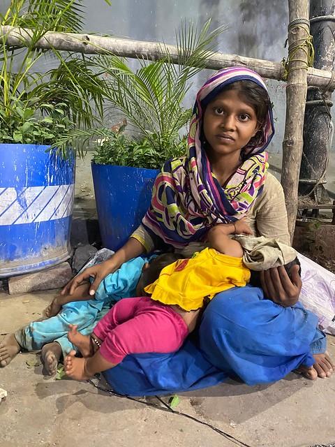 City Life - Samina, the Single Parent, Hazrat Nizamuddin Basti