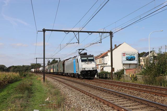 LINEAS 186 424-8 - Tienen - 12/09/2020.