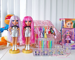 Rainbow High Avery Styles Doll and Fashion Studio