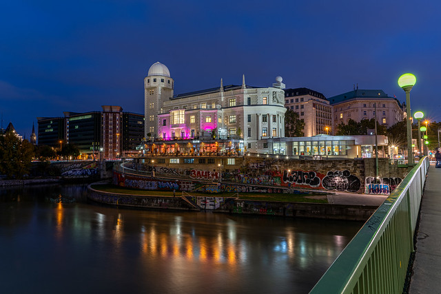 Wien, Urania