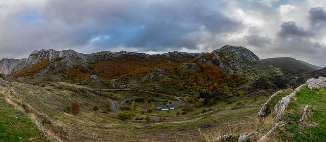 Cueva de Valporquero- instalaciones externas