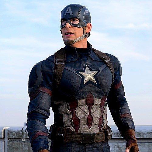 Avengers Age of Ultron Captain America Steve Rogers Jacket