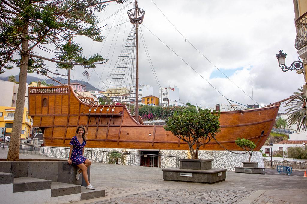Museo Naval en Santa Cruz de La Palma