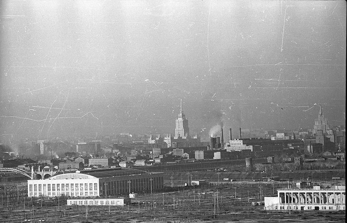 1950-е. Лужники (2)